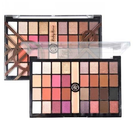 Paleta de Sombras com Primer Sweety Eyes Ruby Rose HB 9972 ( 12 Unidades )