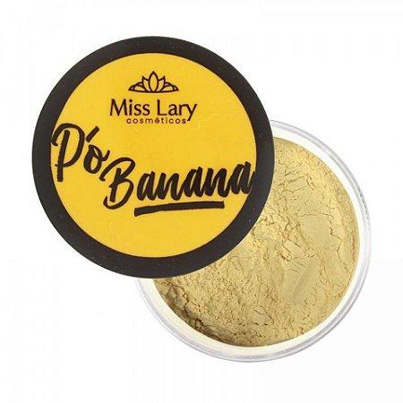 Pó Facial Banana Miss lary ML-803