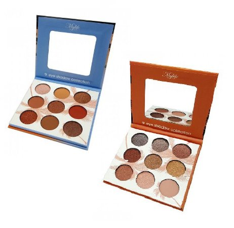 02 Paleta de Sombras Summer Beach Feel Mylife MY1806