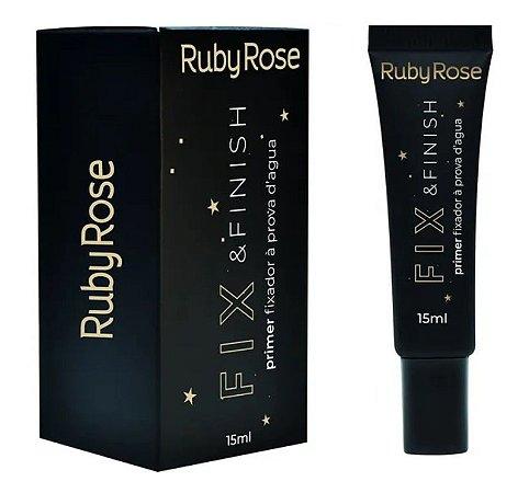 Ruby Rose - Display Primer Fix e Finish a Prova D'Água  HB315 ( 12 Unidades )