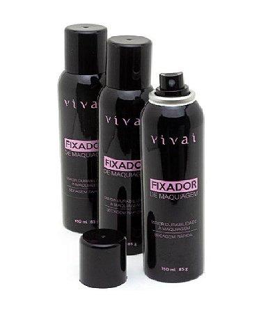 Fixador de Maquiagem em Spray Vivai 5027