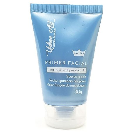 Primer Facial Queen 30gr QBX-PMF - Todos Tipos de Pele