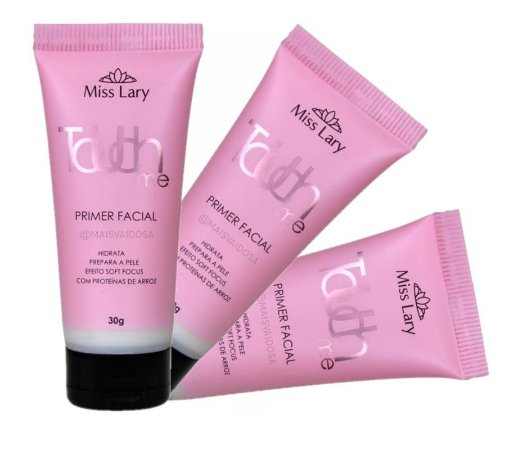 Primer Facial Hidratante Touch Me Miss Lary ML500 ( 12 Unidades )
