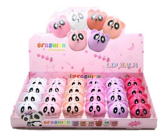 06 Lip Balm Hidratante Labial Panda Bfashion  NR50003