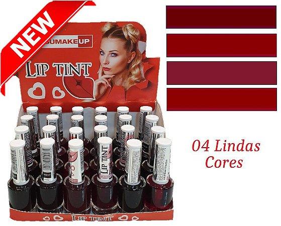 Lip Tint Coleção Asu 10ml Beleza Juvenil ( 6 Unidades )