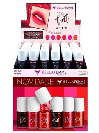 Bella Femme - Lip Tint It's Tint BF10073 ( 24 Unidades )