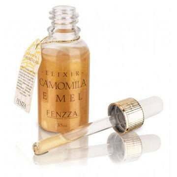 Serum Facial Hidratante Elixir Camomila e Mel Fenzza FZ37001