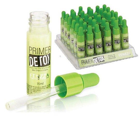 Primer Detox controle de Oleosidade Fenzza FZ58003 - Display com 36 Unidades
