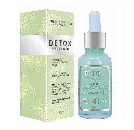 Serum Facial Detox Max love
