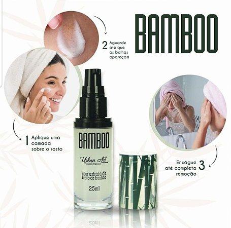 Máscara HIdratante com Extrato de Bamboo