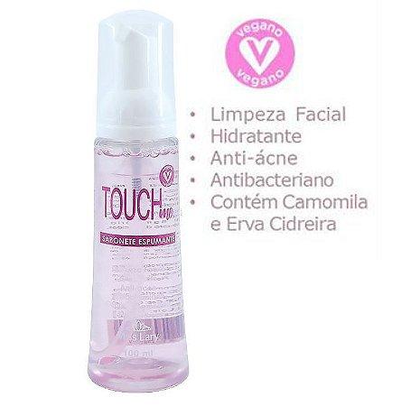 Miss Lary - Sabonete de Limpeza Facial Vegano Touch Me da ML020