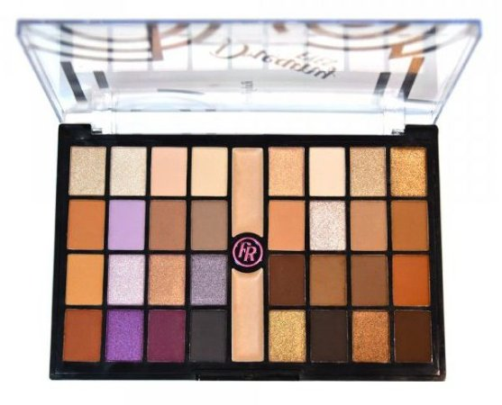 Paleta de Sombras Ruby Rose Dreamy Eyes HB 9980 - Kit com 6 Unid