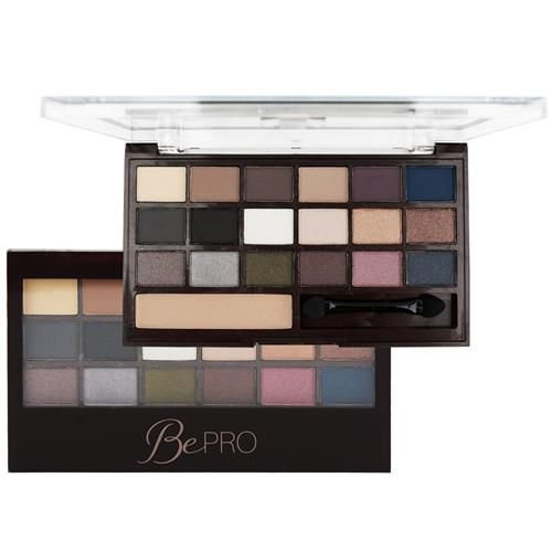 Paleta de Sombras Be Pro  Ruby Rose HB9929 - Kit C/ 12 Unid