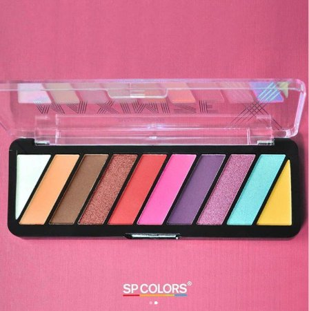 Paleta de Sombras Maximize SP Colors SP182