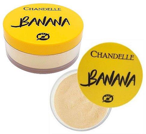 Pó Banana Chandelle - Unitário