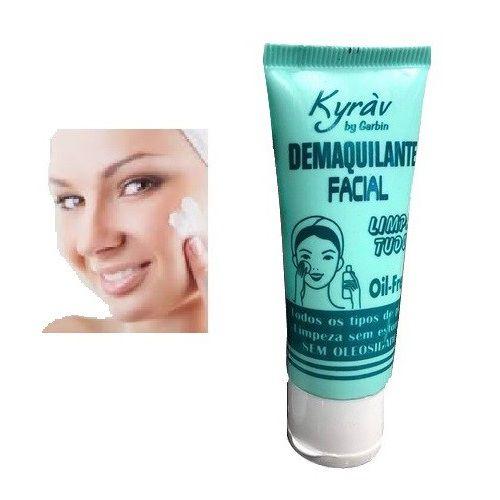Demaquilante Facial Oil Free Kyrav 755 - Unitario