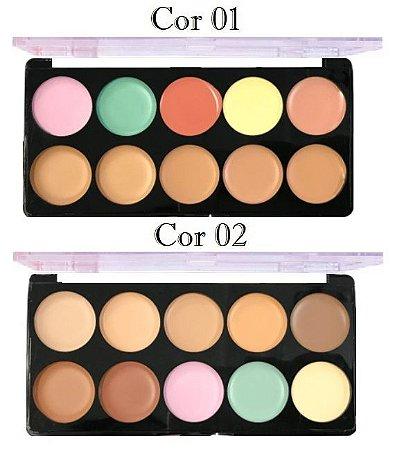 Paleta de Corretivo Colour Fix Pink 21 CS2782