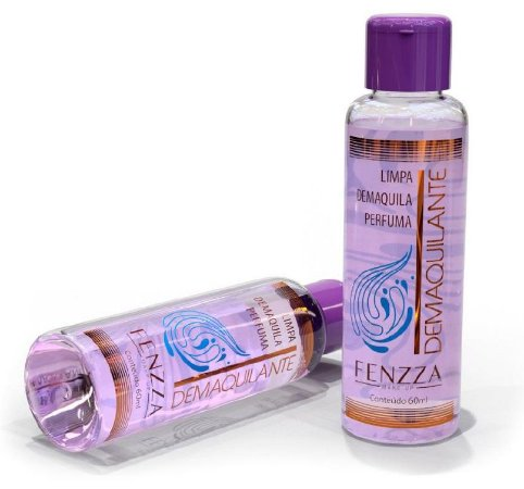 Demaquilante Facial 60ml Fenzza FZ51023 - Kit C/12 unid