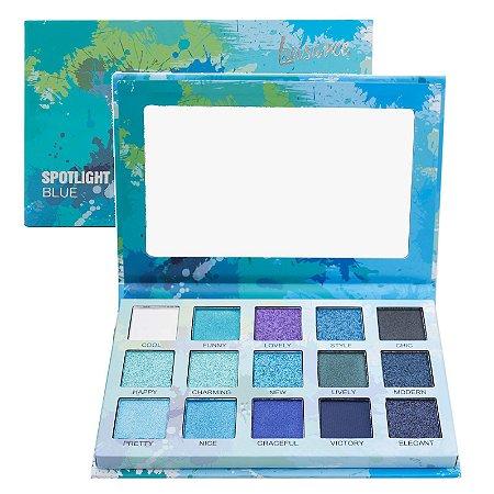 Luisance - Paleta de Sombras Spotlight  L2037 Blue - Unitario