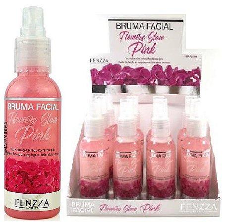 Fenzza - Bruma Floral Glow Pink  FZ33014 - Display C/ 12 Unid