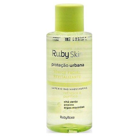 Tônico Facial Proteção Urbana Skin Care Ruby Rose HB331
