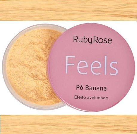 Po de Banana Feels Ruby Rose HB850