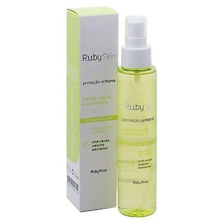 Ruby Rose - Bruma Facial Hidratante Proteção Urbana Ruby Skin HB336