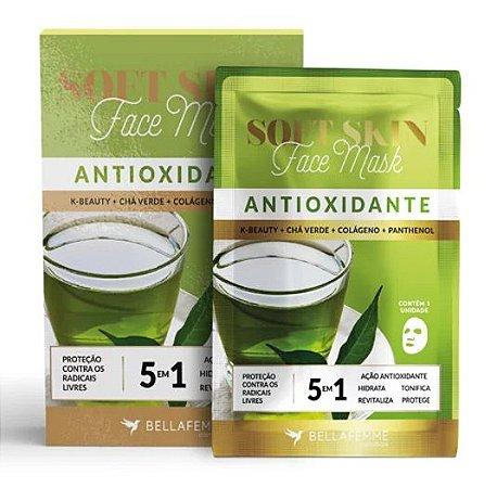 Mascara Facial Antioxidante 5 em 1 Bella Femme SS80023