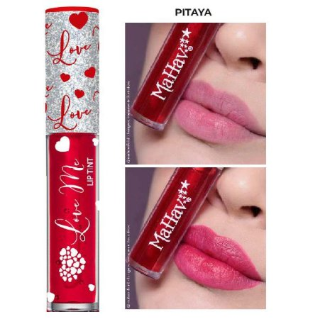 Lip Tint Love Me Mahav 4 Tons 5 ML  - Pitaya