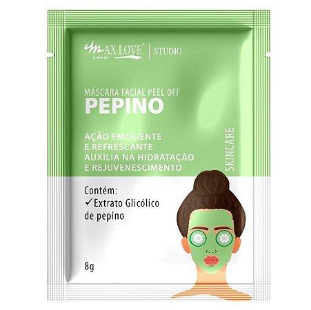 Max Love - Mascara Facial Peel Of Pepino Sache
