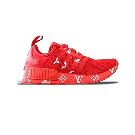 1c861362f9 Tênis Adidas NMD R1 LV Vermelho - GeG Outlet