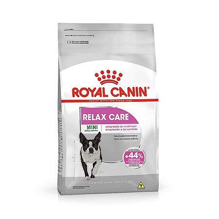 Ração Royal Canin Mini Relax Care para Cachorros Adultos de Raças Pequenas