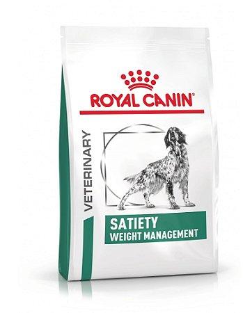 Ração Royal Canin Satiety Weight Management Canine para Cachorros Adultos