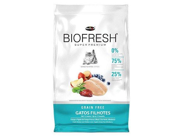 Ração Biofresh Grain Free para Gatos Filhotes