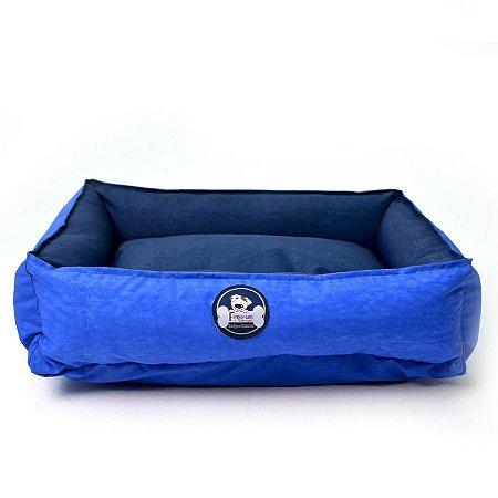 Cama para Cachorros   Gatos Basic Splash Azul