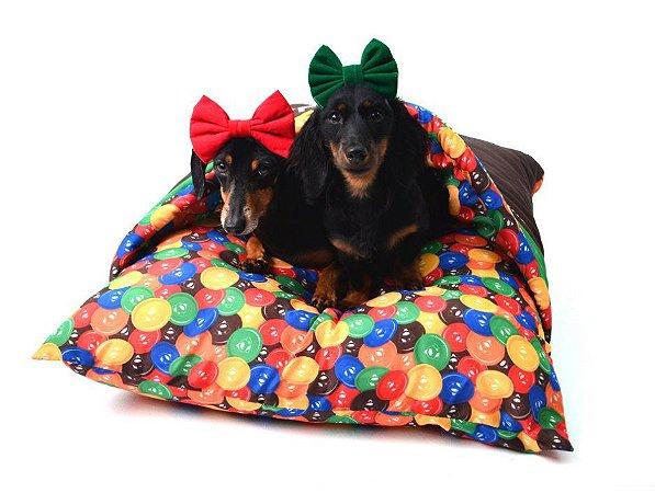 Almofadão para Cachorros   Gatos Confete