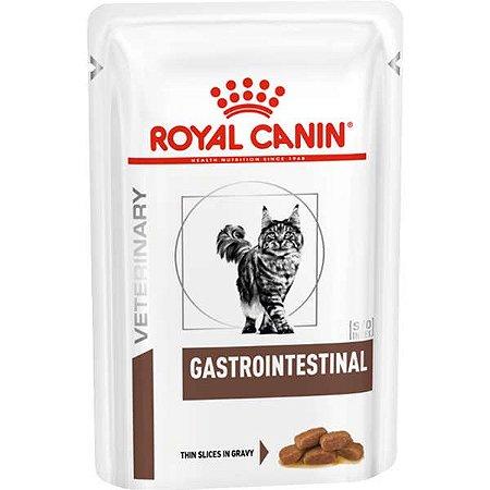 Ração Úmida Royal Canin Gastrointestinal Feline Para Gatos Adultos 85g