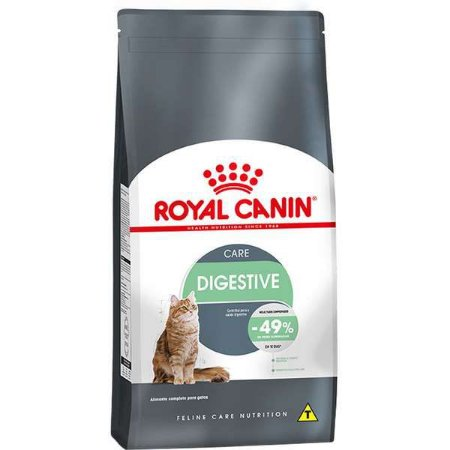 Ração Royal Canin Digestive Care/Cuidado Digestivo para Gatos Adultos