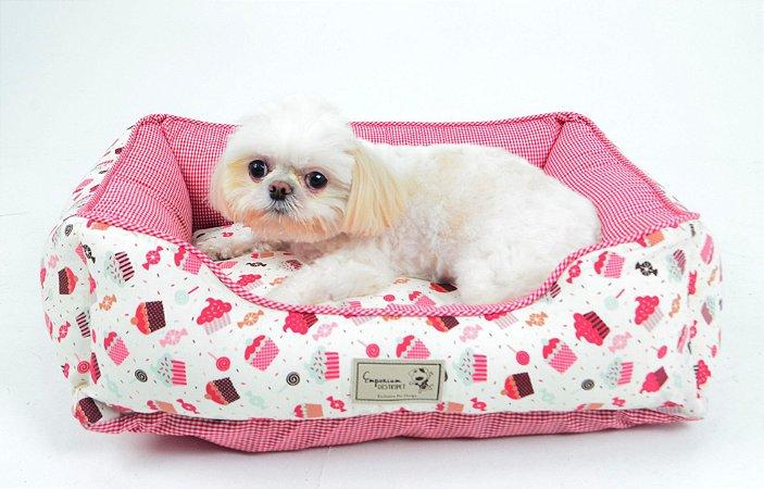 Cama para Cachorros Cupcake
