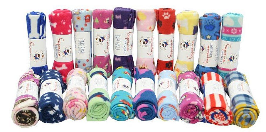 Cobertor Soft para Pet Sortido