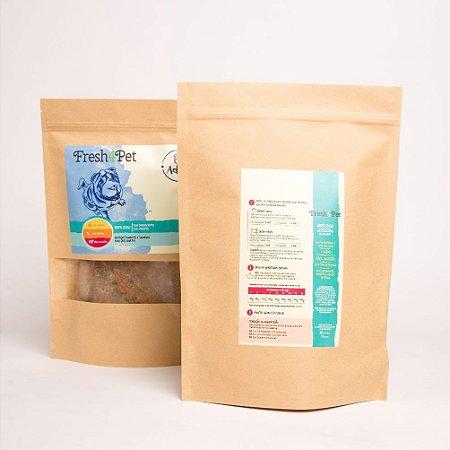 Kit Degustação Alimentação Natural Fresh4Pet para Cães Adultos