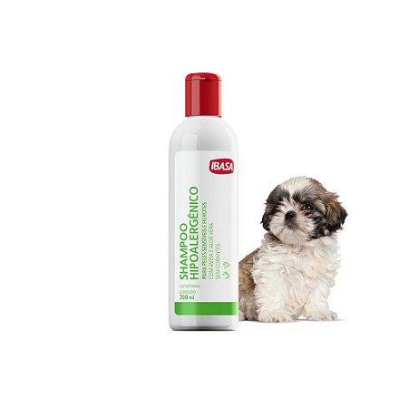 Shampoo Hipoalergênico Ibasa