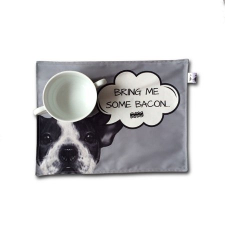 Jogo Americano para Cachorro | Gatos Dog Bacon
