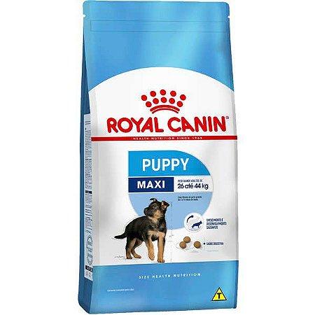 Ração Royal Canin Maxi Puppy para Cachorros Filhotes de Raças Grandes