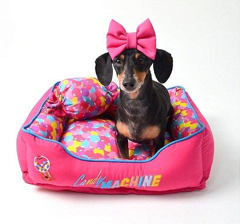 Cama para Cachorros Candy Machine