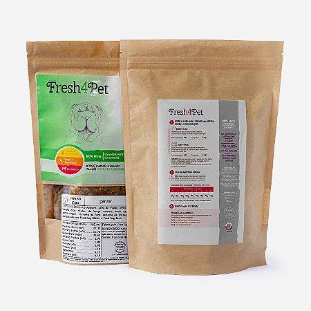 Sênior Frango - Alimentação Natural Fresh4Pet para Cães Idosos