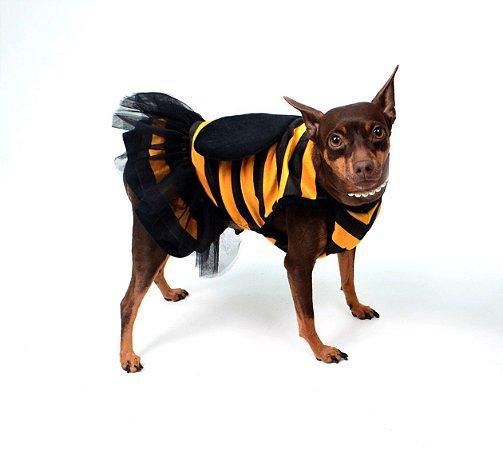 Vestido para Cachorros | Gatos Abelha