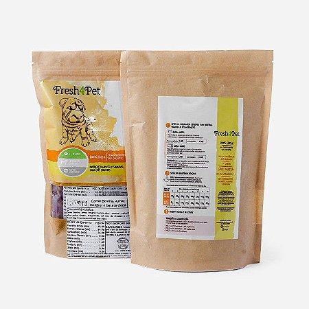 Puppy Carne - Alimentação Natural Fresh4Pet para Cães Filhotes