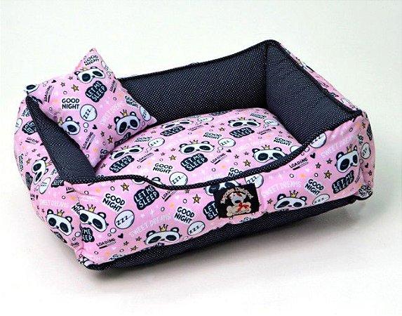 Cama para Cachorros   Gatos Sweet Dreams Rosa