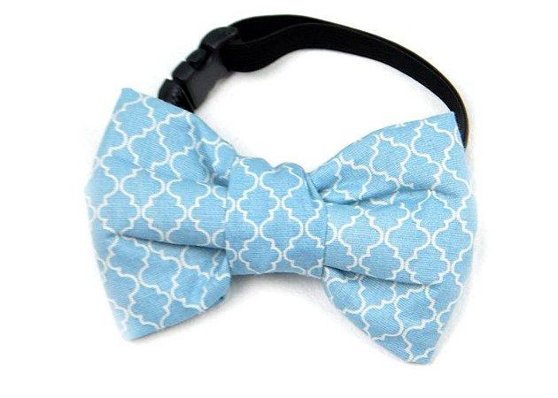 Laço/Gravata para Cachorros Loren Azul